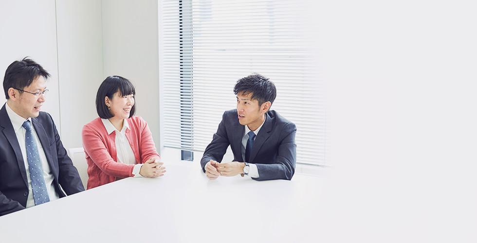 エナリス社員 スペシャル座談会