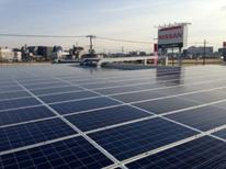 神奈川県海老名市 太陽光発電