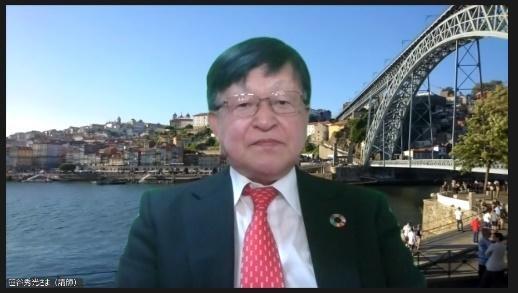 笹谷秀光氏